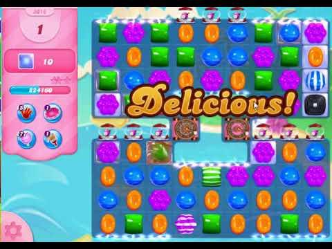 Candy crush saga 3016 youtube - 1600 candy crush ...