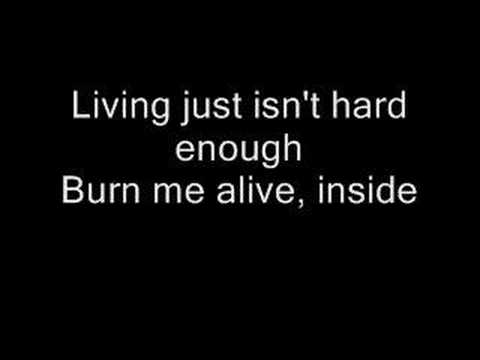 DISTURBED - PRAYER (LYRICS)