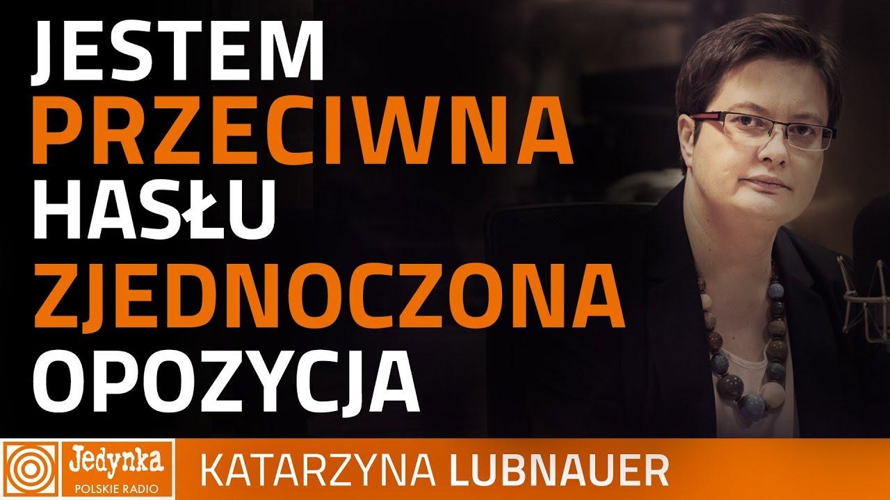 Katarzyna Lubnauer: w naszych programach są diametralne różnice