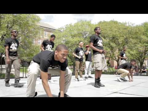 2014 UMD Block Show: Alpha Phi Alpha