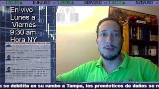 Punto 9 - Noticias Forex del 11 de Septiembre 2017
