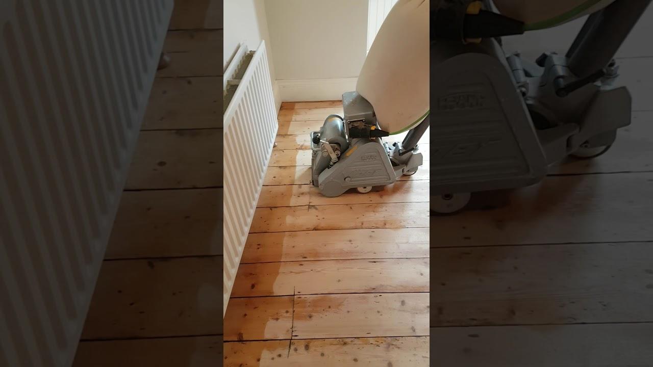 Frank Viper Floor Sanding Machine