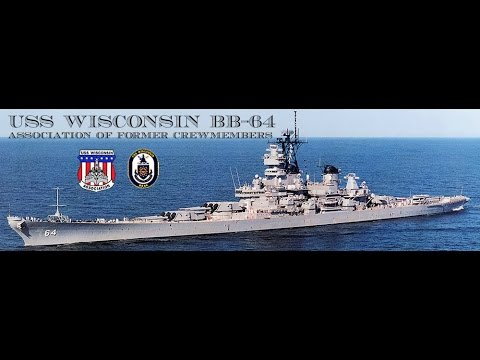 IOWAS sister ships - USS Wisconsin (BB-64) is coming to the game