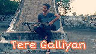 Tere Galliyan | Ek Villain | Acoustic Guitar | Full Song