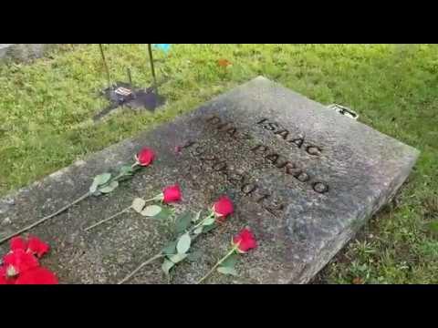 Homenaxe a Isaac Díaz Pardo polo sexto aniversario da súa morte