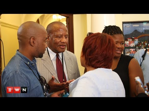 Jackson Mthembu: ANC have nominated Cyril Ramaphosa as President