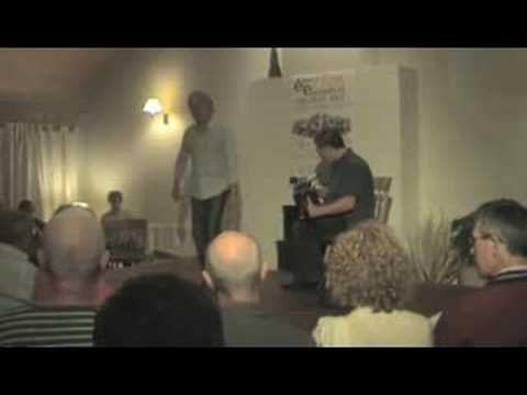 Roy Galvin sean-nos dance & John O'Halloran