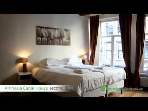 Amnesia Canal House in Amsterdam