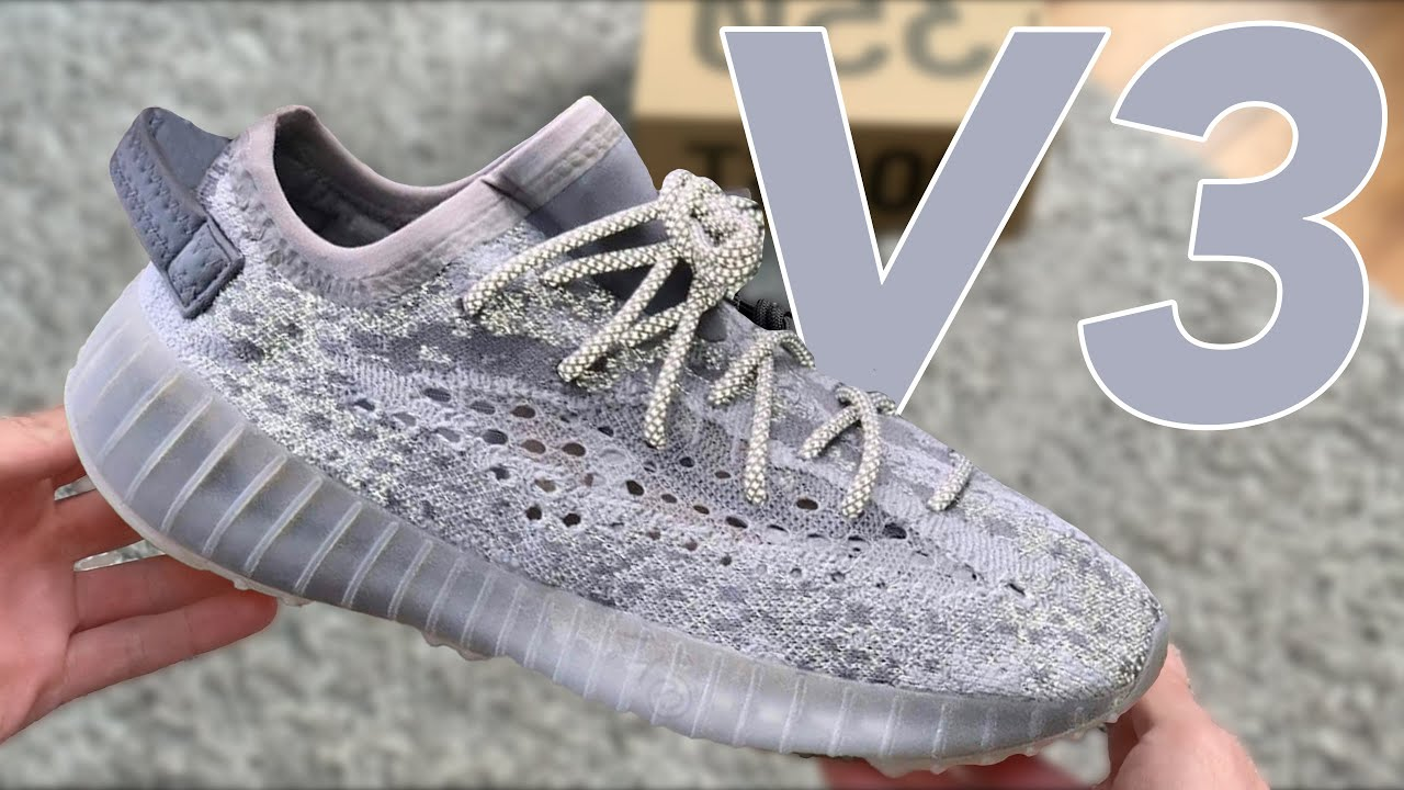FIRST IMPRESSION : YEEZY 350 V3?? COULD