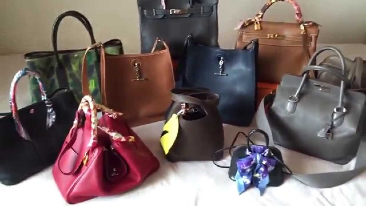 hermes bags collection