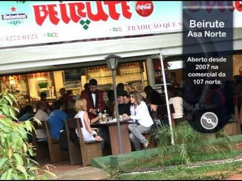 Bar Beirute - Brasília