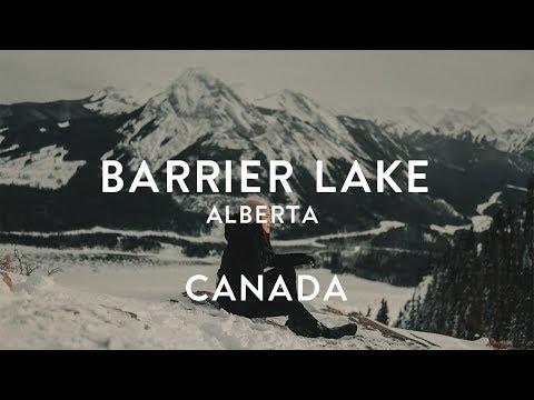 ALBERTA ADVENTURES: BARRIER LAKE // KANANASKIS