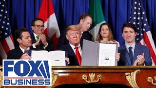 Trump admin may suffer 'delusions of grandeur' on USMCA: Ed Lazear