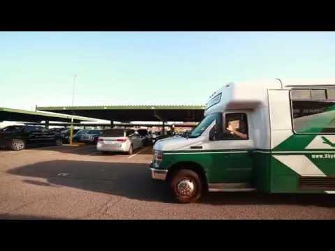 Sky Harbor Aiport Parking