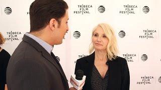 "Ellen Barkin at the ""Animal Kingdom"" Tribeca Film Festival Premiere Behind The Velvet Rope"