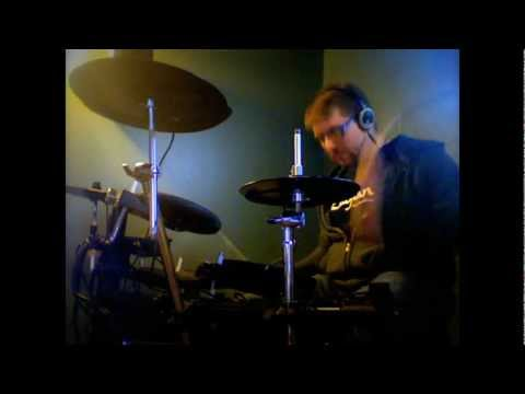 The Fray - We Build Then We Break (drum cover)