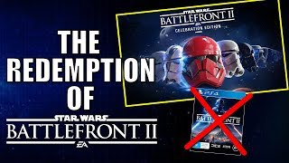 How Star Wars Battlefront 2 Did The Impossible!