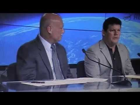 Jay at NASA