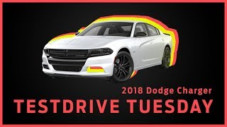 Does she move? 2018 Dodge Charger R/T Testdrive