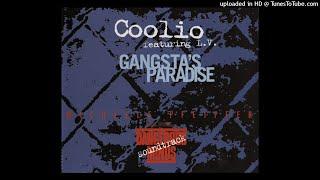Coolio - Gangsta's Paradise (Instrumental)