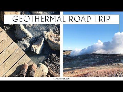 GEOTHERMAL ROAD TRIP | What To Do In Iceland | Sonia Nicolson