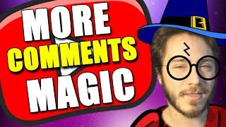Video How to get more comments on Youtube - Rank Higher on youtube download MP3, 3GP, MP4, WEBM, AVI, FLV Juli 2018