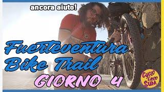 Fuerteventura Bike Trail 2020 - giorno 4 - Buco male al Cofete!