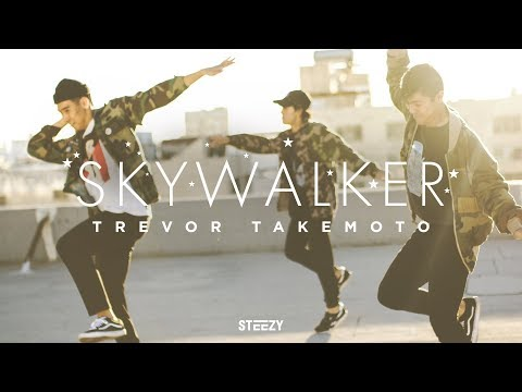 Trevor Takemoto Choreography | Sky Walker - Miguel Dance | STEEZY.CO (Advanced Class)