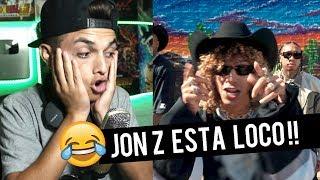 [Reaccion]🔥 JON Z BIEN LOCO con TYGA y YG - Go Loko (Video Oficial) - Themaxready