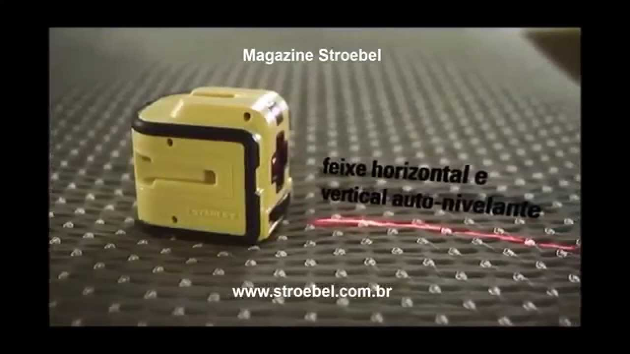 N vel a laser stanley cubix stht77340 auto nivelador - Nivel laser stanley ...