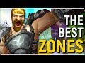 MUST PLAY! The Best Leveling Zones in World of Warcraft - Patch 7.3.5 Revamp