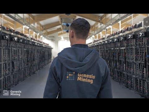 Neues Angebot von Genesis Mining (Cloud Mining)