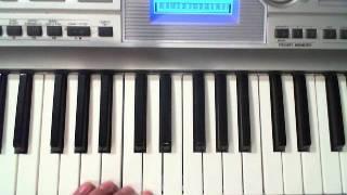 kc and jojo all my life piano