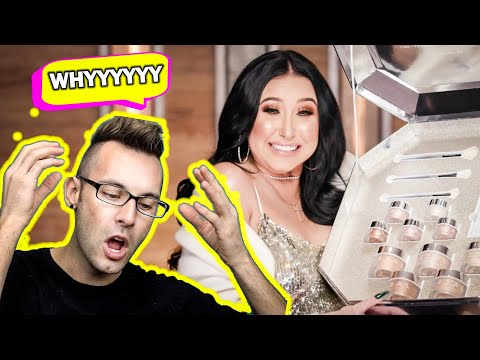 GETTING B*KED And Reacting To JACLYN HILL'S Holiday Launch | (SUPER CHILL)