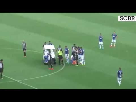 Cruzeiro 1 x 1 Atlético MG   gols melhores momentos