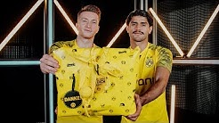 """Roll it like a wrap!""- Reus, Götze & Co. wrap Christmas sweater 
