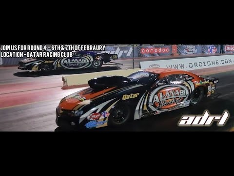 R4 - ADRL Qualificiation 4 & Eliminations - Qatar Racing Club - LIVE