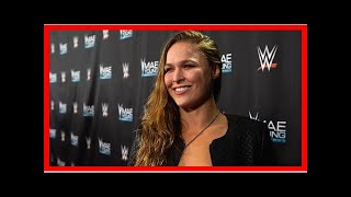 Ronda Rousey breaks silence: I did a whole lot of crying after UFC defeats