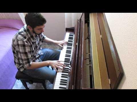 The summer waltz / Drive - Dustin O'Halloran / Piano Cover