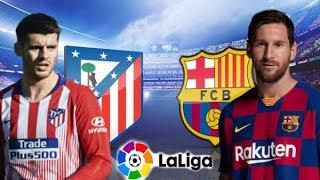 HIT KOLEJKI LALIGA!!! MECZ ATLETICO MADRYT VS FC BARCELONA*czy Messi pokaże klasę*