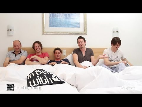 The Leisure Society - In Bed with Interview