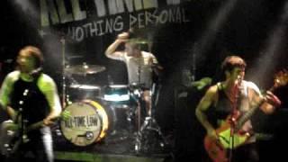All Time Low Break Your Little Heart September 23rd 2009 Netherlands