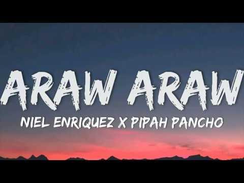 Araw - araw Love - Flow G (Mashup) | Pipah Pancho X Niel Enriquez (Lyrics)