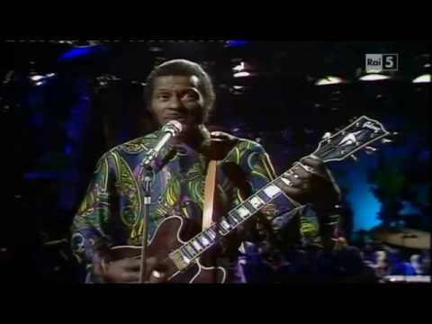 Chuck Berry: la storia (in italiano)