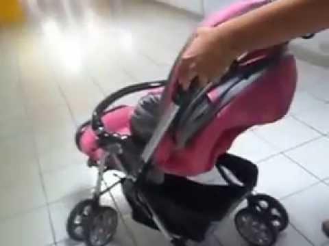 Capella stroller Demonstration