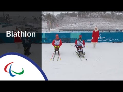 Individual sitting |Biathlon | PyeongChang2018 Paralympic Winter Games
