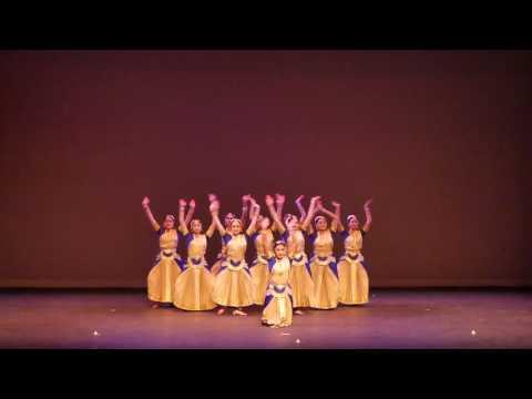 Journey of a Moment- UMD Moksha's award winning  Bharatanatyam dance performance