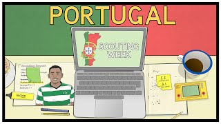 Five of the best young players in Portugal