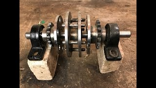 making a two speed go kart transmission thumbnail