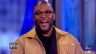 Tyler Perry On Final Madea Movie And 25 Years In Hollywood I The View